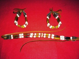 2 Tier choker set