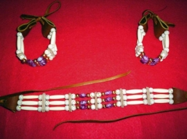 3 Tier Choker Set
