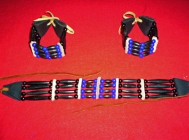 4 Tier Choker Set
