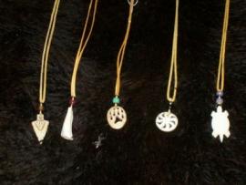 Bone Necklaces