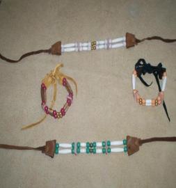 2 Tier Choker Bracelets