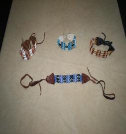 3 Tier Choker Bracelets