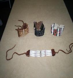 5 Tier Choker Bracelets
