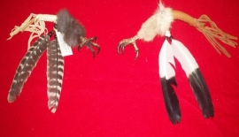 Hawk talon medicine stick